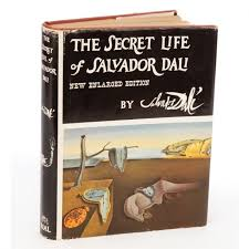 early into the book grenier sheds light on dali s fantastic imagination where in his autobiography the secret life of salvador dali he fills pages with