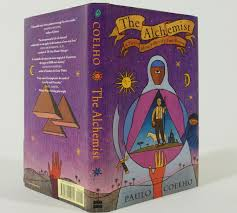 the alchemist inscribed first edition paulo coelho first edition the alchemist inscribed first edition