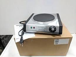 factory refurbished waring sb30 electric professional extra burner 1300w