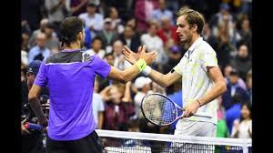 ВИДЕО: Россиянин Медведев в финале US Open. Его соперник знаменитый Рафа -  DELFI