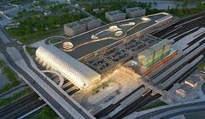 Train Terminal Design