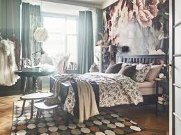 Ein Kunterbuntes Schlafzimmer Ikea