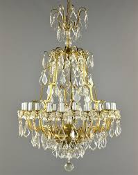 brass chandelier brushed modern chain uk with lamp shades