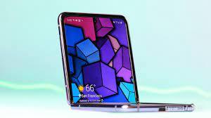 Samsung Galaxy Z Flip wallpapers ...