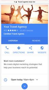 travel agency marketing plan experience business growth with a powerful digital marketing strategy
