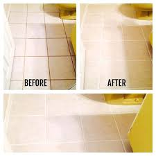 how to clean floor tile grout cleaning you with baking soda and vinegar oxygen bleach