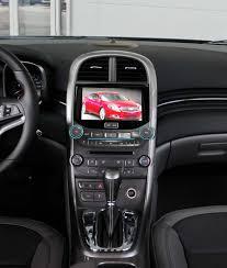 M169 Chevrolet Malibu SatNav – RoadNavi