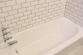 bathroom tiling around bath bathroom phase complete better remade tiling around bath bathroom phase
