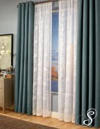 Double rod curtain ideas Brackets Are The Sheers Hung On Separate Or Double Rod Layered Curtains Sheer Pinterest 14 Best Double Rod Curtains Images Double Curtains Double Rod