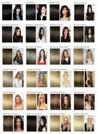 Lace Wig Hair Color Chart Hair Color Chart