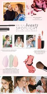 beauty insight for the big day is on every bride s mind so we sat down with oklahoma makeup artist kadi uhack to bring you the 411 on the latest bridal