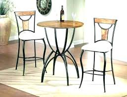 small round pub table bistro table sets for kitchen small round cafe table unique kitchen bistro