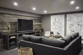 dark media room. Basements Make For The Ultimate Media Room, They\u0027re Dark, Quiet And, With Right Furniture And Accessories, Incredibly Cozy. Dark Room O