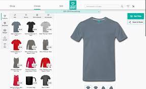 Creat A Shirt Comprehensive List Of Best T Shirt Design Makers Placeit Blog