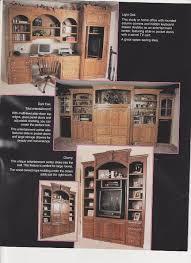 kansas oak hidden home office. No Automatic Alt Text Available. Kansas Oak Hidden Home Office A