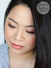 soft brown and gold asian bridal makeup you wedding bride