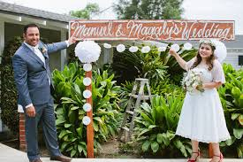 DIY Backyard Wedding Maria U0026 Dan In Davie  Floridian SocialBackyard Wedding Diy