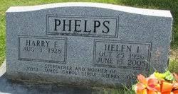 Helen Ilene Fortner Phelps (1926-2005) - Find A Grave Memorial