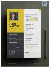 58 Elegant Colorful Resume Template Free Download Template Free