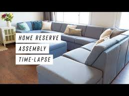 home reserve sectional review not a