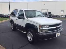 1998 Chevrolet Tahoe for Sale | ClassicCars.com | CC-1039147