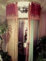 changing room curtain home the honoroak