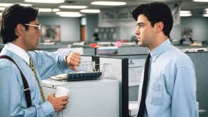 Office spaxe Interior office Space Thrs 1999 Review Hollywood Reporter Office Space Review 1999 Movie Hollywood Reporter