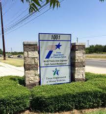 photo of texas department of motor vehicles austin tx united states signage