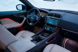 2018 jaguar f pace interior. fine 2018 the  on 2018 jaguar f pace interior