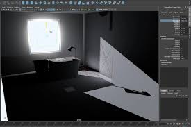 interior lighting in maya 2016 tutorial