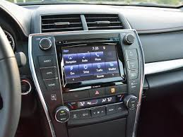2018 toyota entune. exellent 2018 toyota will introduce a nextgeneration infotainment system in the new 2018  camry the old 2017 camry makes do with this rapidly aging version of  with toyota entune