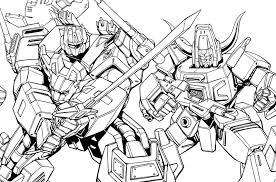 Transformers Predacon Coloring Pages Print Coloring