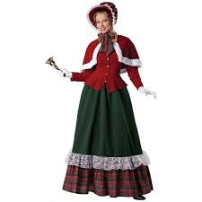 Details About Charles Dickens Caroler Costume Victorian