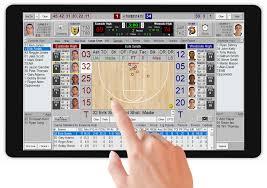 Basketball Score Chart Basketball Stats Metrics Video Software App Turbostats