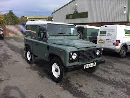 2015 Land Rover Defender 90 2.2 TDCI Hard Top, 1 Owner, 8907 Miles ...