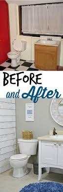 Easy Laundry Room Makeovers Nod To Nautical Bathroom Makeover Reveal Budget Bathroom