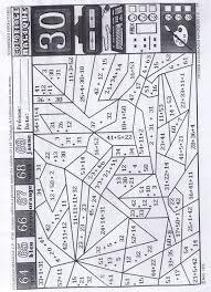 Fichier Coloriage Magique Maths Ce1l