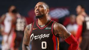 Our writer dives into each of the first round's eight series and picks out the key takeaways ️ Lillard Has Carried The Portland Trail Blazers On His Back Is It Dame S Time For The Mvp Award Nba News Sky Sports