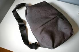 Обзор на <b>Рюкзак</b> для ноутбука/планшета <b>XIAOMI Mi City</b> Sling ...