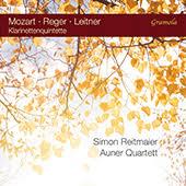 <b>Clarinet Quintet</b> in A major, K.581 (<b>Mozart</b>, Wolfgang Amadeus ...