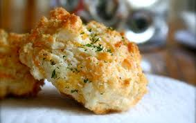 Healthy Makeover Red Lobster Cheddar Bay Biscuits Self