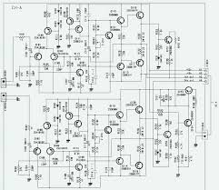 Rotel rmb 1048 8 channel power lifier schematic