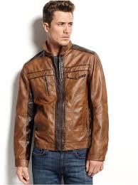 inc international concepts jones faux leather jacket