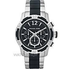 "men s michael kors chronograph watch mk8199 watch shop comâ""¢ mens michael kors chronograph watch mk8199"