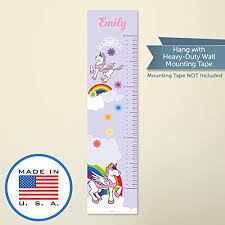 Personalized Princess Growth Chart Growth Charts 321done Personalized Hanging Growth Chart