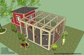 home garden plans  Chicken Coops