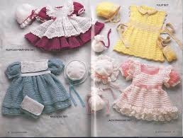 Free Crochet Patterns For Newborns Magnificent Stylish free crochet patterns baby free crochet baby dress patterns