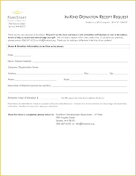 Printable Donation Form Template Donation Form Template