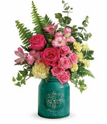 teleflora s country beauty bouquet