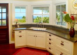corner sinks design showcase: view in gallery with a view like this working at the corner sink in kitchen can never be